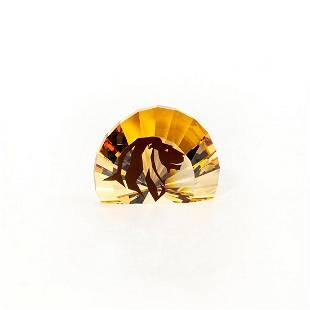 Swarovski Paperweight, Lion Head 5135901