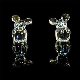 Pair of Swarovski Figurines, Joe And Harry 843090