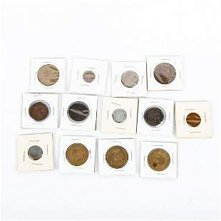 Group of Asia And Africa Related Coins
