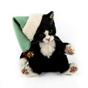 R. John Wright Dolls, Christmas Kittens, Jingles