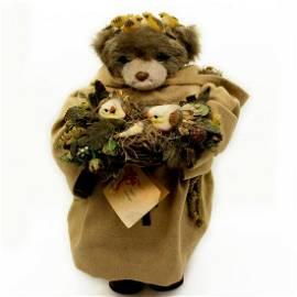 Apple Whimseys, St. Francis Teddy Bear