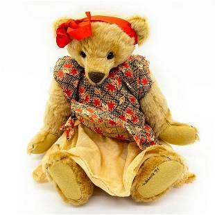 DeHaven Original, Sally, Handmade Teddy Bear