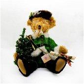 The Paisley Bear Teddy Bear, Father Christmas