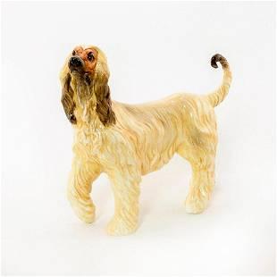 Royal Staffordshire Ltd Ed Figurine, Blonde Afghan