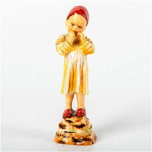 Royal Worcester F. G. Doughty Figurine, Egypt 3066