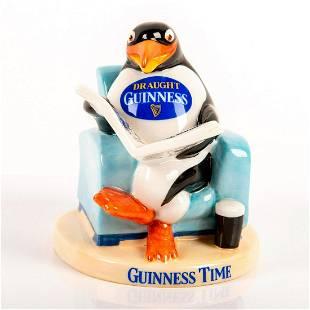 Royal Doulton Advertising Figurine, Guinness Penguins