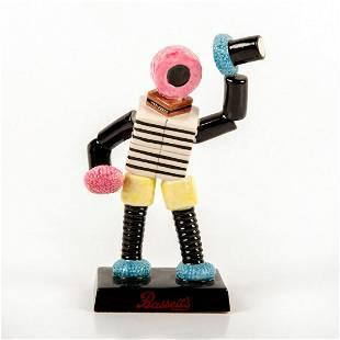 Coalport Advertising Figurine, Bertie Bassett