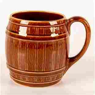 Royal Doulton, Ceramic Whiskey Barrel Mug 8239