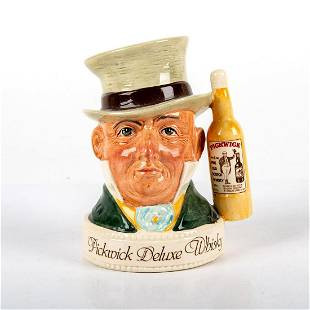 Royal Doulton SM Liquor Container Mr Micawber Pickwick