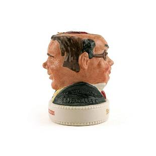 Royal Doulton SM Liquor Container Mr Pickwick and Sam