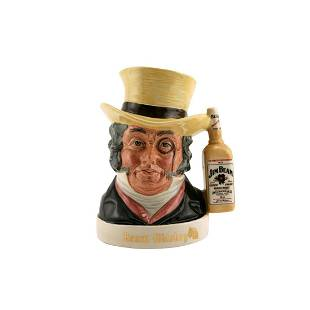 Royal Doulton SM Liquor Container Old Mr Turverydrop