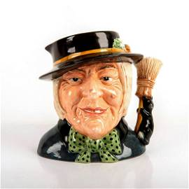 Royal Doulton Prototype Large Character Jug, The Witch