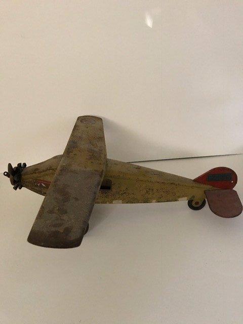 Keystone Air Mail Tin Plane