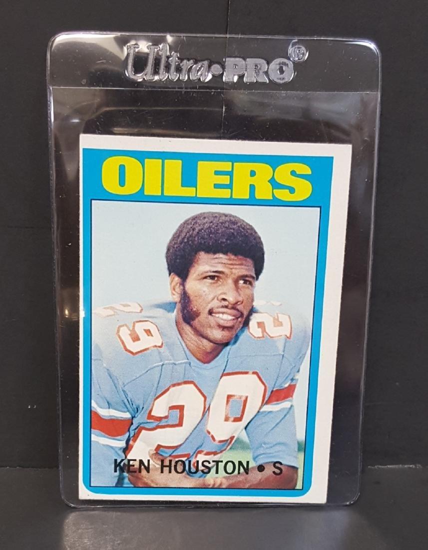 1972 TOPPS FOOTBALL CARD KEN HOUSTON #78