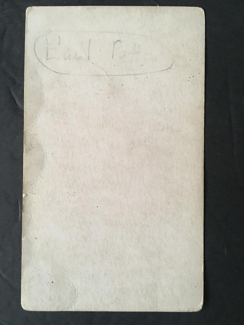 VINTAGE 1934 GOLD MEDAL FLOUR BASEBALL PICTURE CARD - 2