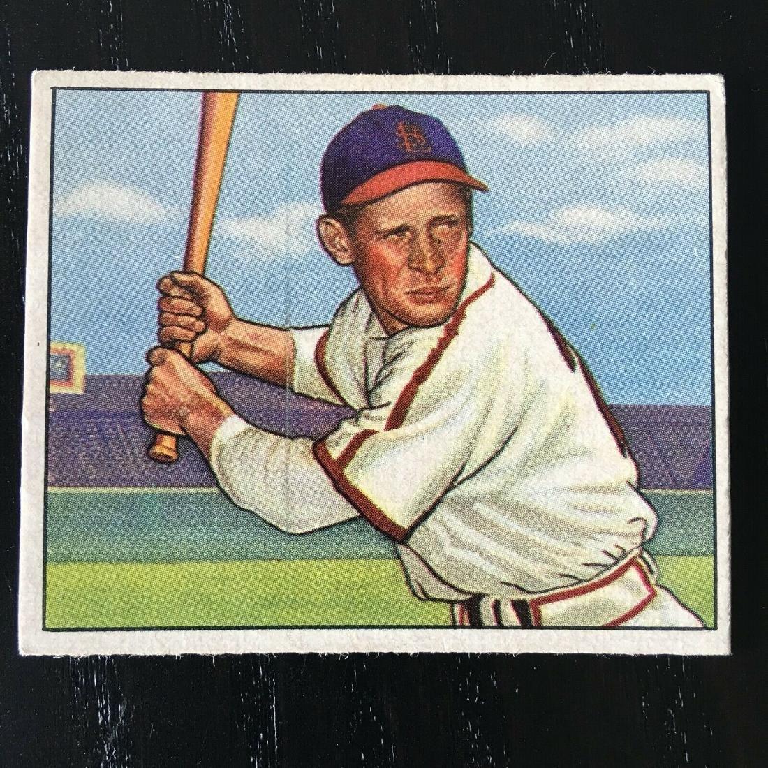 1950 Bowman Baseball Eddie Kazak 36