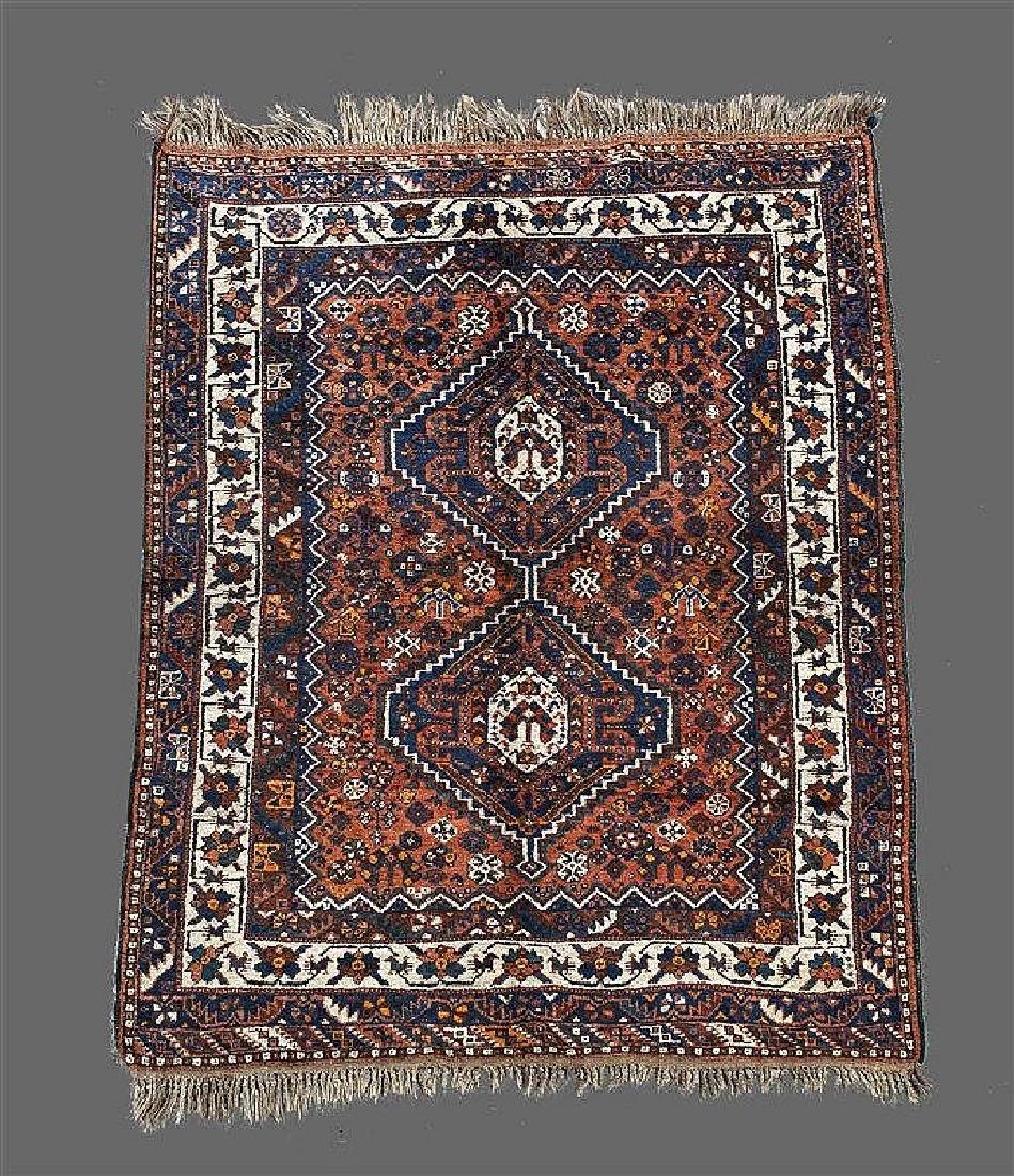 Teppich, ca. 210 x 157 cm