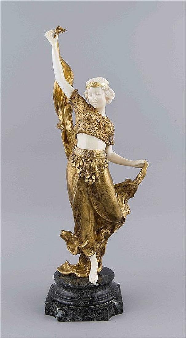 Affortunato Gory (tätig 1895-1925), studierte an der