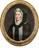 Anonymous portrait painter of the 18th century, female