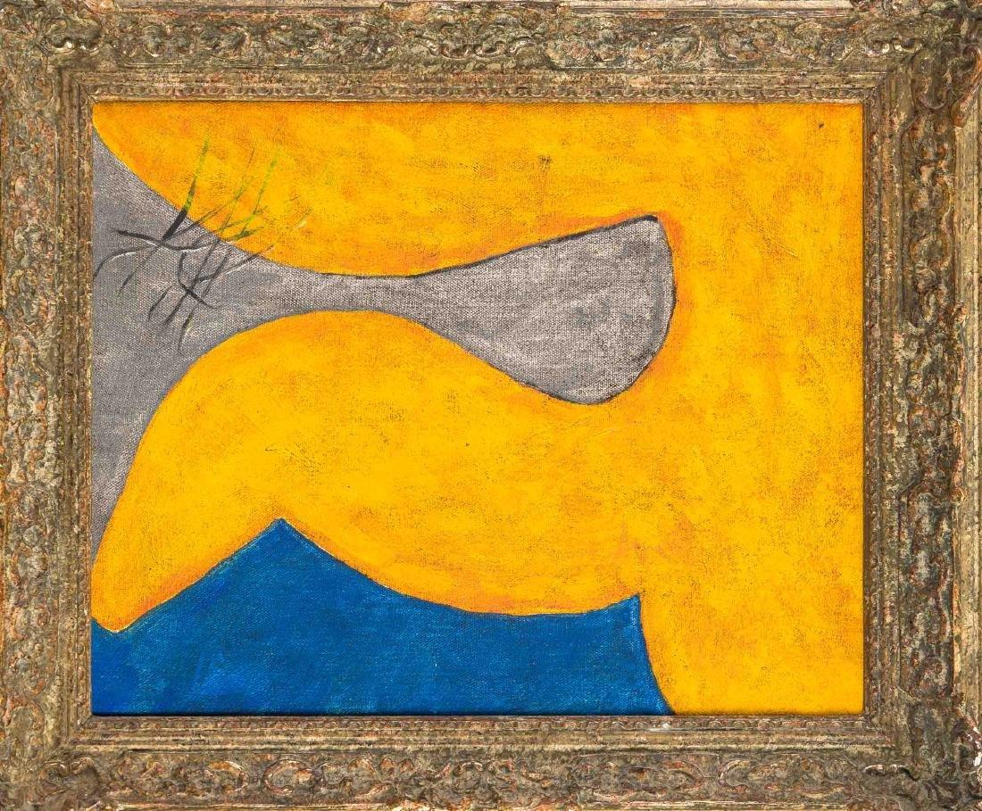 Roger Hilton (1911-1975), British painter of German