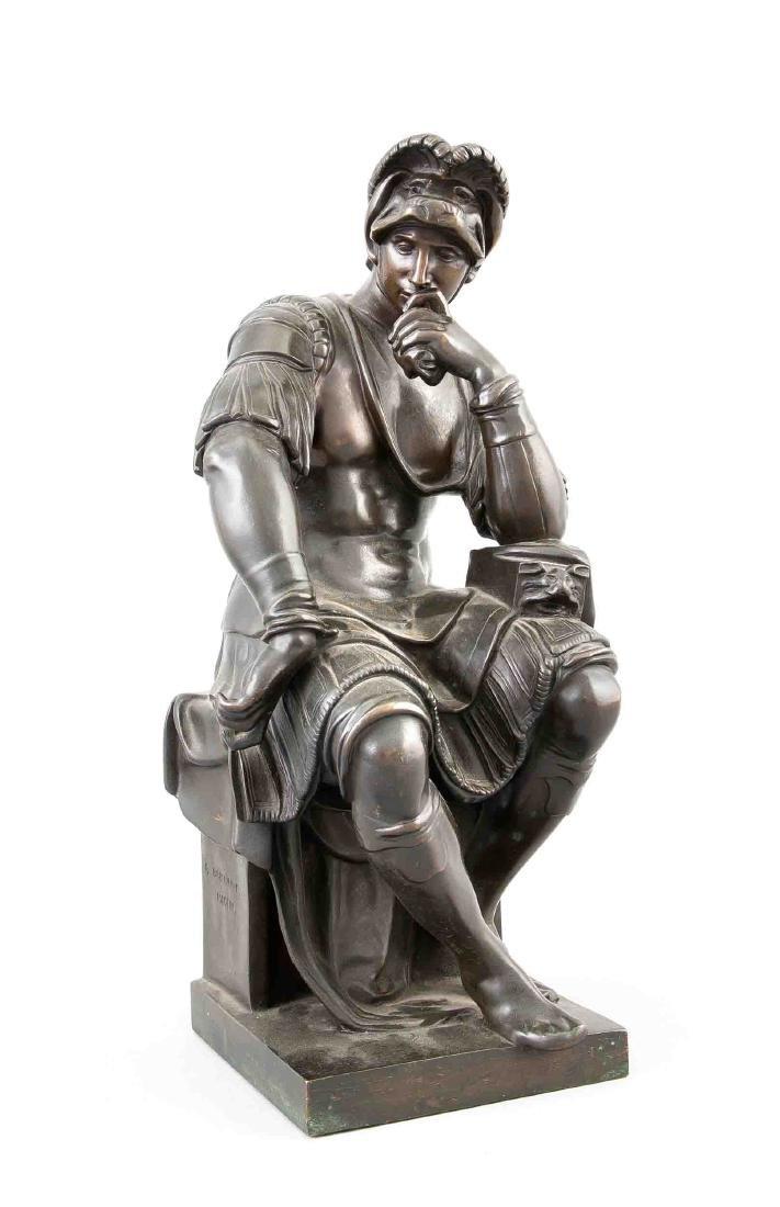 Ferdinand Barbedienne (1810-1892), French bronze