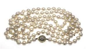 Perlen-Brillant-Collier