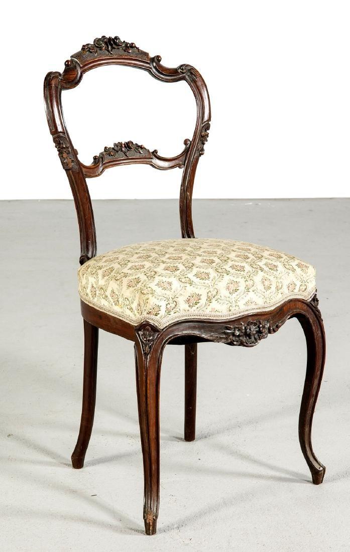Salon-Stuhl, Mitte 19
