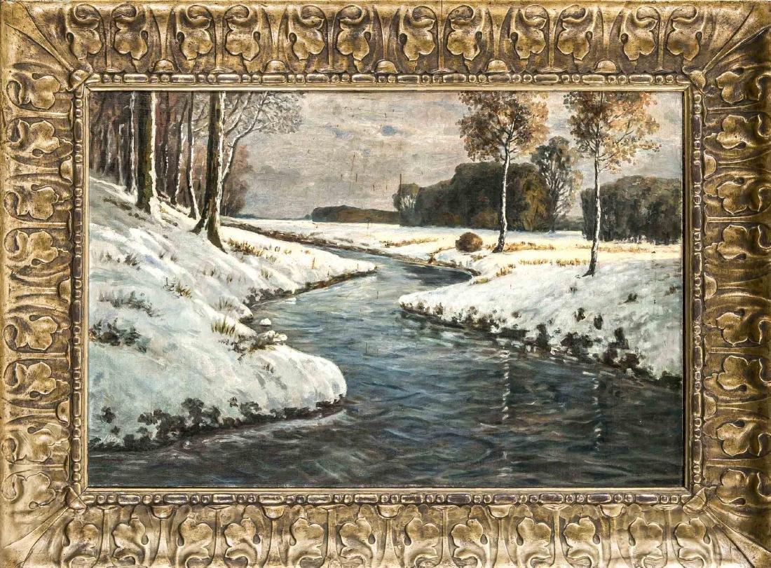 Unidentifizierter Maler Anfang 20