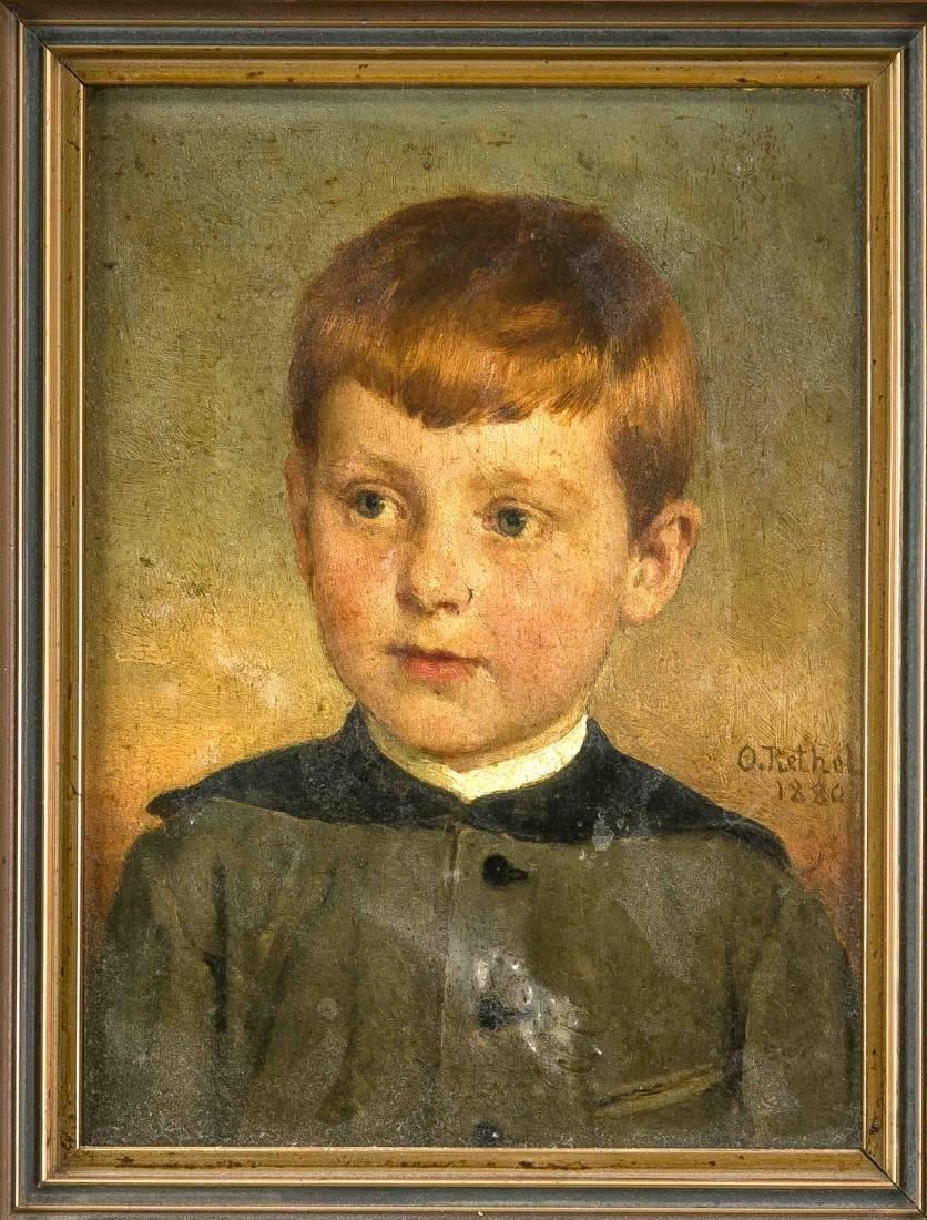 Otto Rethel (1822-1892),
