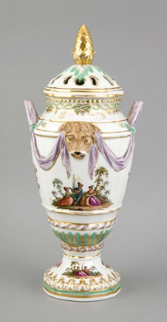 Potpourri-Vase,