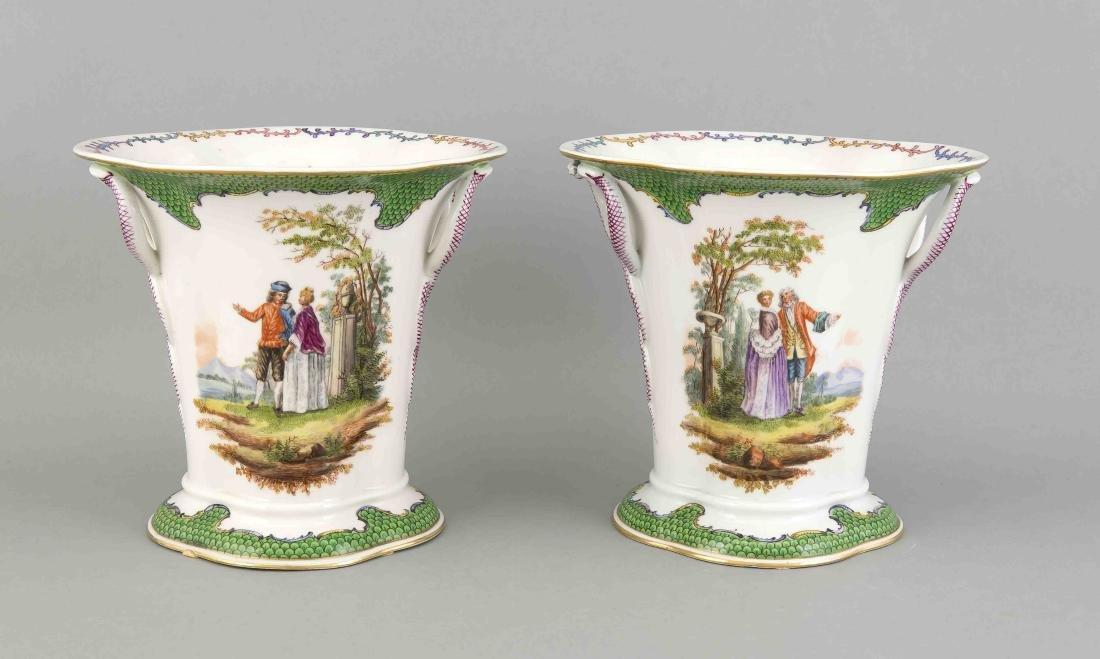 Zwei Vasen, Thüringen,