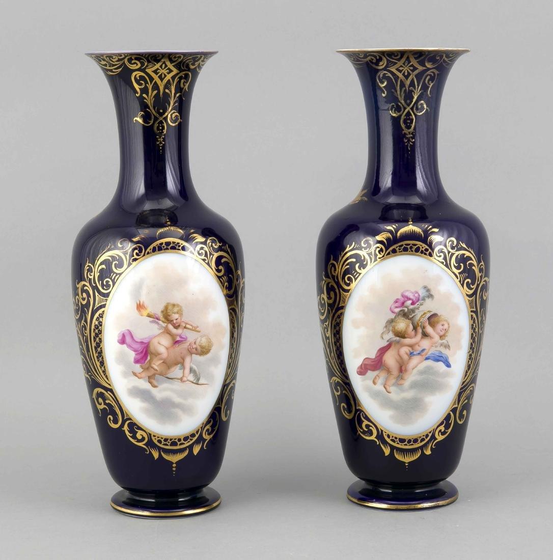 Paar Vasen, KPM