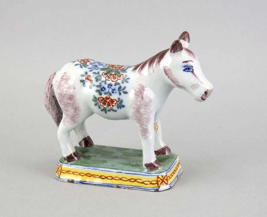 Pferd, Delft, 2