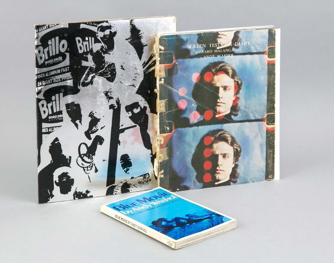3 Bücher Andy