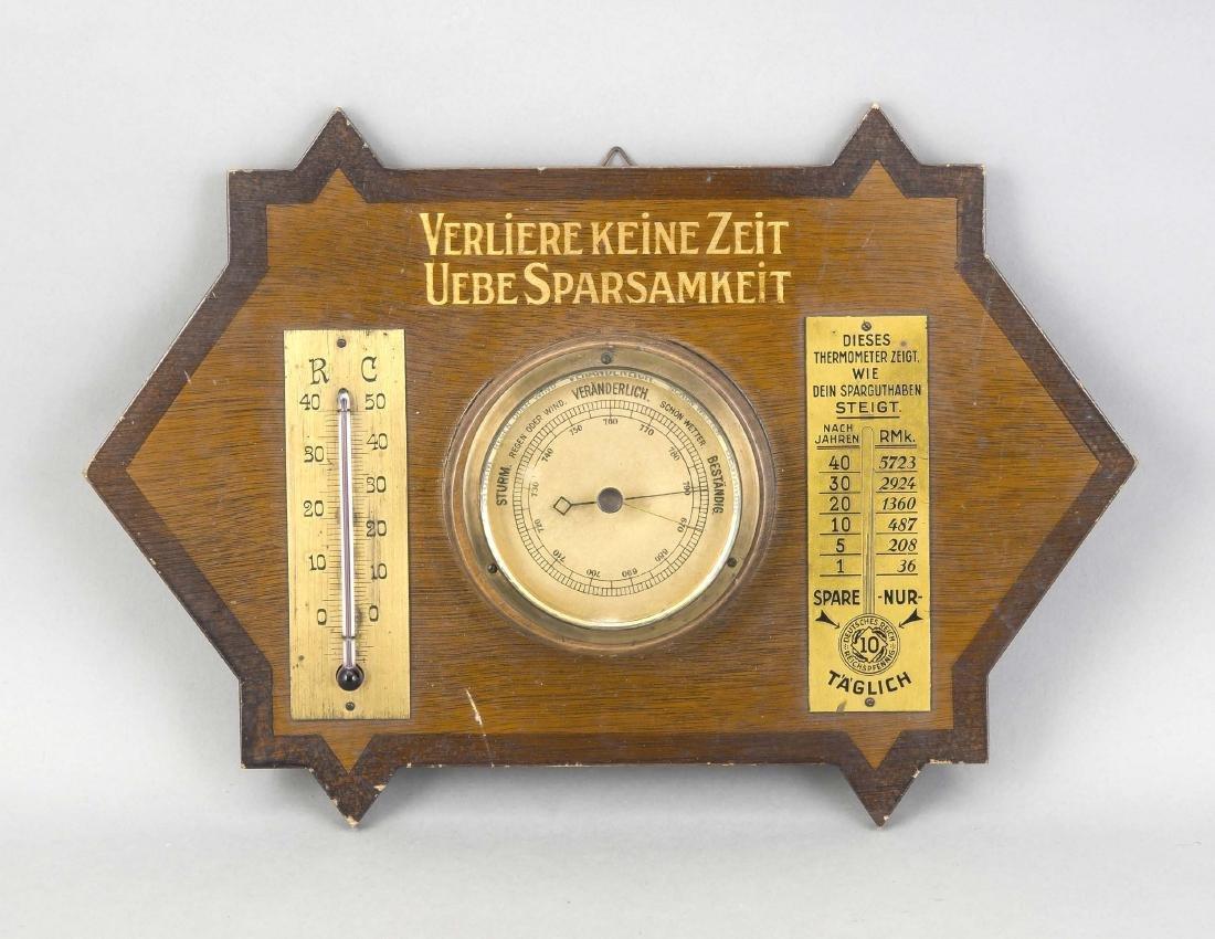 Originelles Barometer