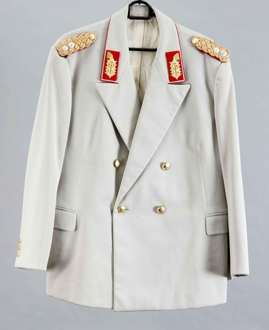 Parade-Uniformjacke mit Hose, DDR, L