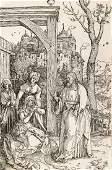 Albrecht Dürer (1471-1528), Christi farewell to his