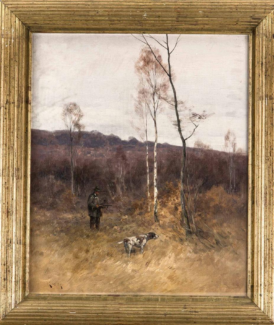 Nelson Gray Kinsley (1863-1945), American landscape,