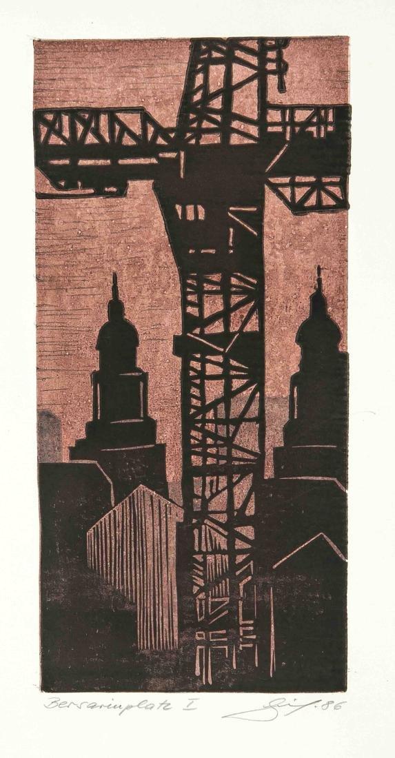 Volkmar Götze (* 1944), painter and graphic artist born