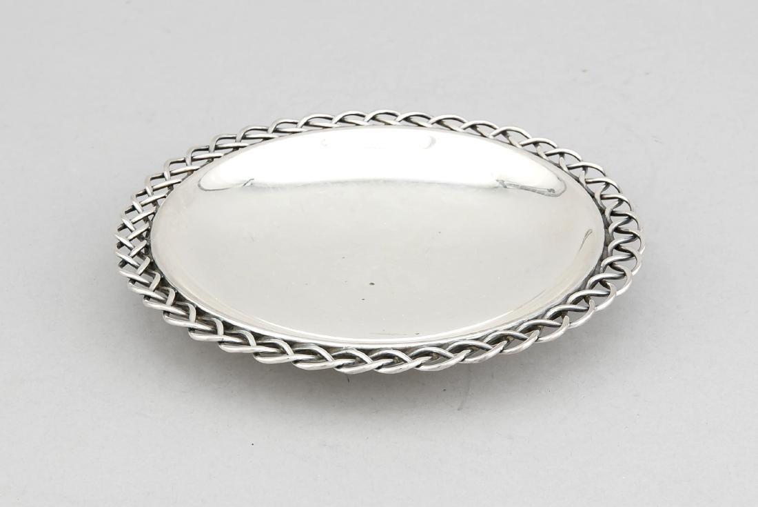 Schälchen, Silber (835/000), Deutsch, 20. Jh. 184 g. Ø