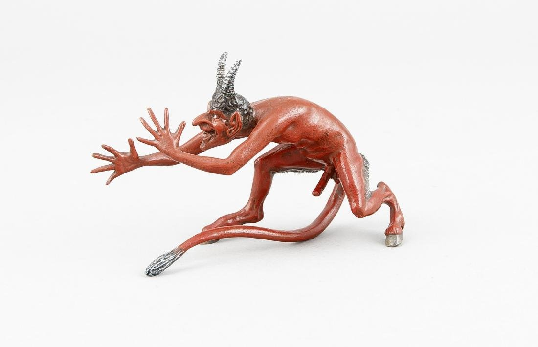 Small sculpture after a Viennese bronze, 2nd half of