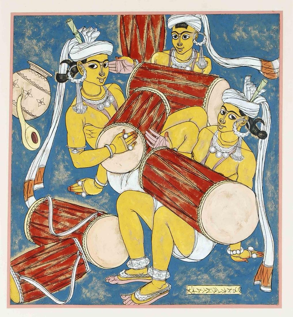 Almelkar, Abdoulrahim Apabhai (1920-82), Indien, 3