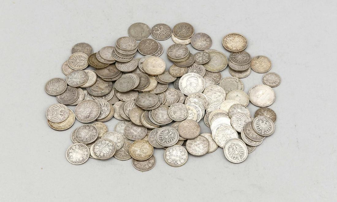 Großes Konvolut Münzen und Medaillen, insgesamt ca. 9 - 3