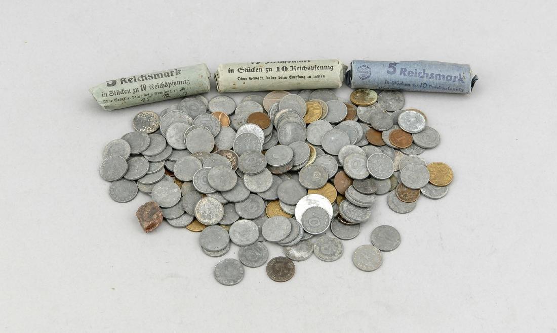 Großes Konvolut Münzen und Medaillen, insgesamt ca. 9 - 4