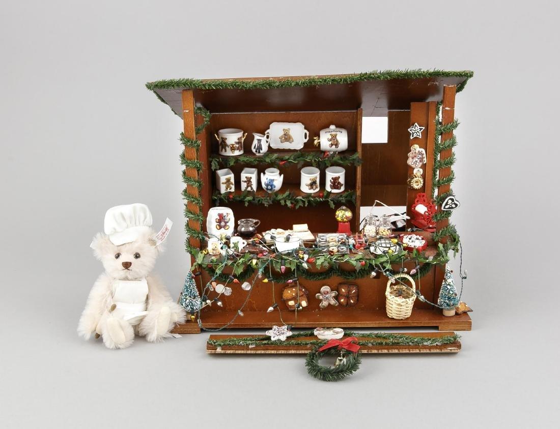 Weihnachtsbäckerei von Steiff, Deutschland, 2. H. 20.