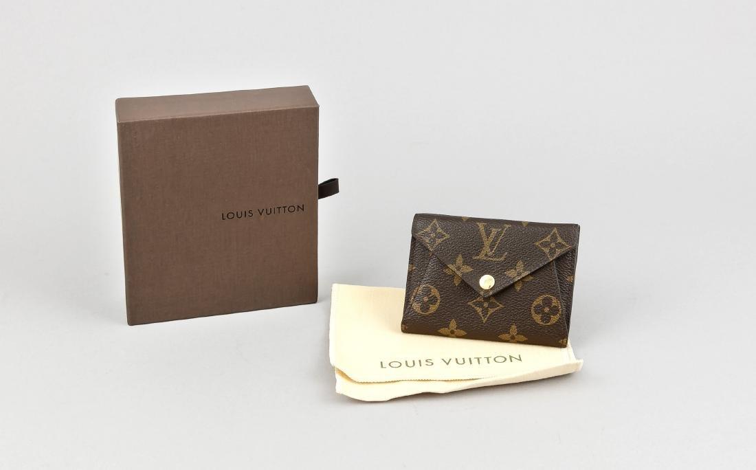 Louis Vuitton Geldbörse in OK, 15 x 13 x 4 cm   German: