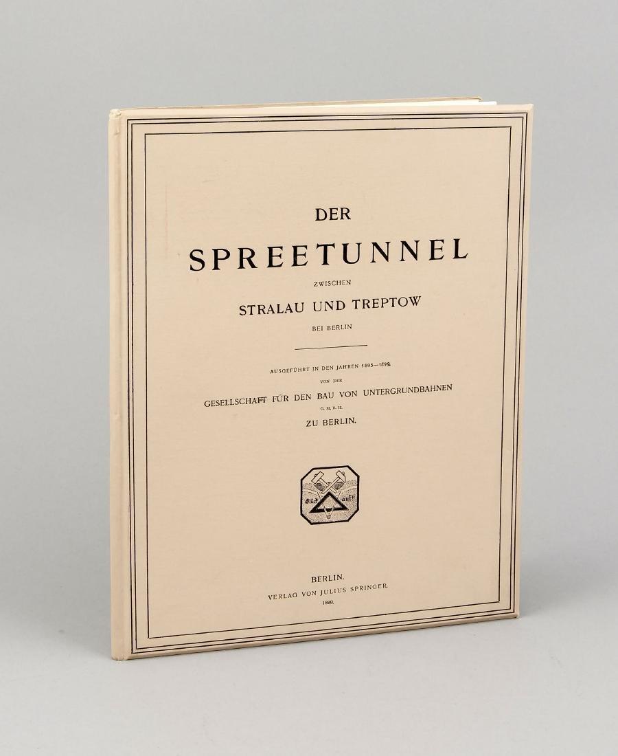 """Dokumentation """"Der Spreetunnel zwischen Stralau und"""