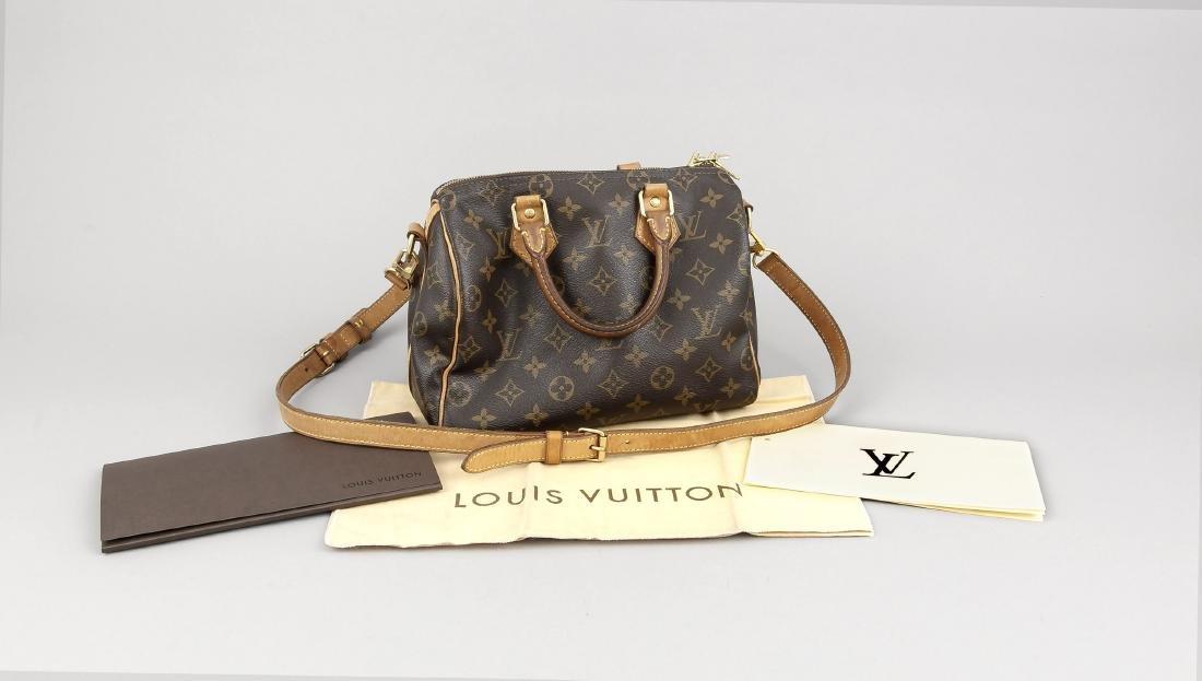 Louis Vuitton Handtasche Speedy Bandoulliere,