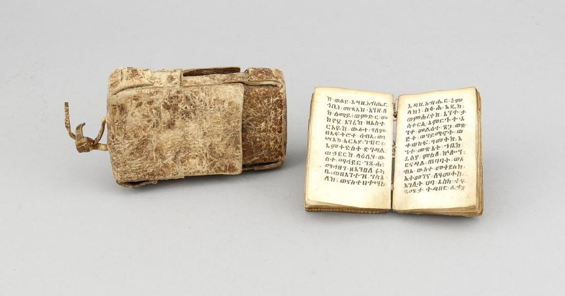 Altäthiopischer Codex wohl 19. Jh., christliche