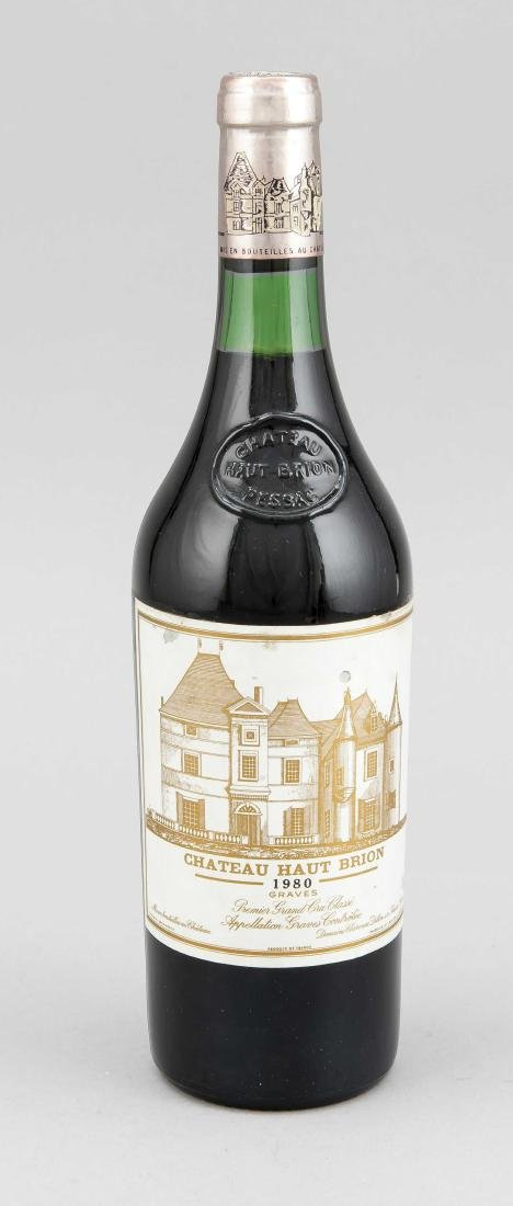 Chateau Hautbrion 1980, into neck, 75cl   German: